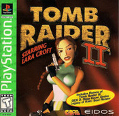 Complete Tomb Raider II 2 Greatest Hits - PS1 Game