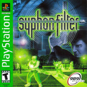 Complete Syphon Filter Greatest Hits - PS1 Game