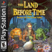 Complete The Land Before Time Return to the Great Valley - PS1 Game