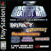 Complete Midway Arcade's Greatest Hits Atari Collection 2 - PS1 Game