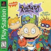 Complete Rugrats Search For Reptar Greatest Hits - PS1 Game