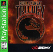 Mortal Kombat Trilogy Greatest Hits - PS1 Game