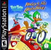 Complete Tiny Toon Adventures Plucky's Big Adventure - PS1 Game
