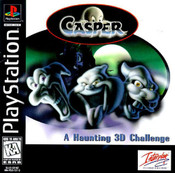Complete Casper - PS1 Game