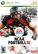 NCAA Football 10 - Xbox 360 Game