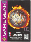 NBA Jam Tournament Edition - Game Gear