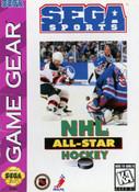 NHL All-Star Hockey - Game Gear Game