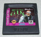 Poker Face Paul's Gin - Game Gear Game