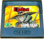 Chakan - Game Gear Game