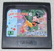 Land of Illusion - Game Gear Game
