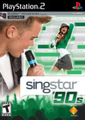 SingStar 90's - PS2 Game