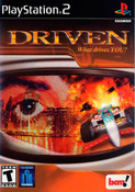 Driven - PS2 Game