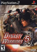 Dynasty Warriors 5 - PS2 Game