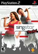 SingStar Rocks - PS2 Game