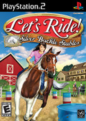 Let's Ride! Silver Buckle Stables - PS2 Game