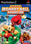Super Monkey Ball Adventure - PS2 Game