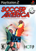 Soccer America International Cup - PS2 Game