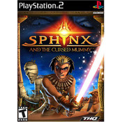 Sphinx - PS2 Game
