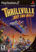 Thrillville Off the Rails - PS2 Game