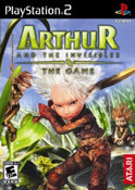 Arthur and the Invisibles - PS2 Game