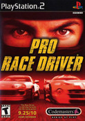 Pro Race Driver - PS2 Game