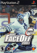 NHL FaceOff 2001 - PS2 Game
