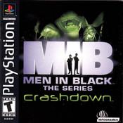 Men in Black Crashdown - PS1 Game