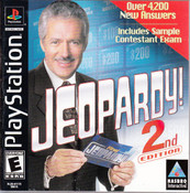 Jeopardy! 2nd Edition - PS1 Game