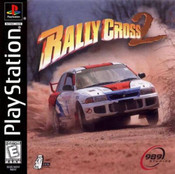 Rally Cross 2 - PS1 Game
