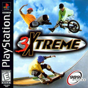 Complete 3Xtreme - PS1 Game