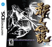 Legend of the Kage 2, The - DS Game