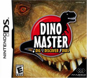 Dino Master - DS Game