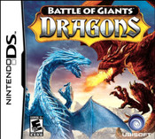 Battle of Giants: Dragons - DS Game