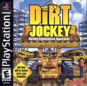 Dirt Jockey - PS1 Game