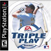 Triple Play Baseball - PS1 Game