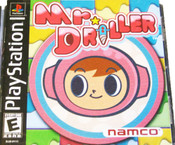 Mr. Driller - PS1 Game