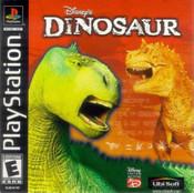 Dinosaur, Disney - PS1 Game