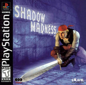 Shadow Madness - PS1 Game