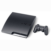 PlayStation 3 (PS3) Slim 120 GB System - Sony
