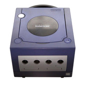 GameCube Console Only Indigo Discounted