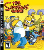 Simpsons Game, The - PS3 Game