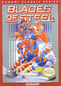 Blades of Steel Hockey Konami Classic Series - NES Game