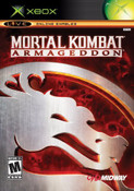 Mortal Kombat Armageddon - Xbox Game