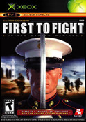 First to Fight - Xbox Game