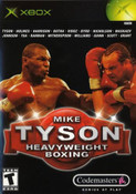 Mike Tyson's Heavyweight Boxing - Xbox Game