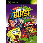 Nickelodeon Party Blast - Xbox Game