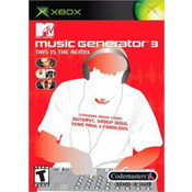MTV Music Generator 3 This is the Remix - Xbox Game