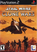 Star Wars the Clone Wars - PS2 Game
