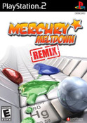 Mercury Meltdown Remix - PS2 Game