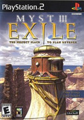 Myst III Exile - PS2 Game